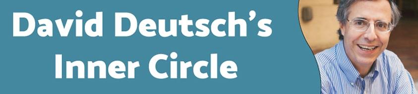 David Deutsch's Inner Circle image