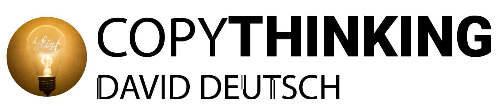David Deutsch's A-List Copywriting Secrets image